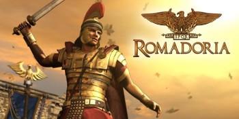 Romadoria: strategico ambientato nell'impero romano