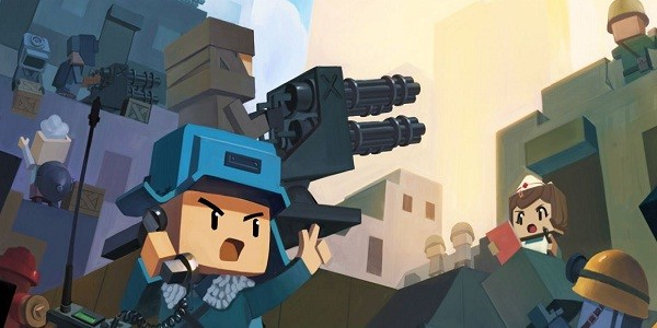 "Brick-Force: nuova modalità ""Build' n Destroy"""