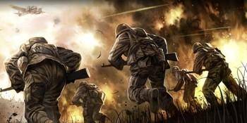 War2 Glory: strategico ambientato nella seconda guerra mondiale