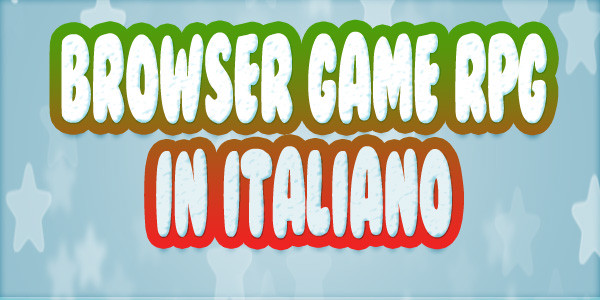 Lista browser game rpg in italiano