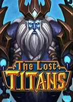 copertina the lost titans