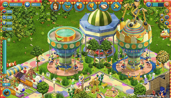 Luna Park My fantastic park