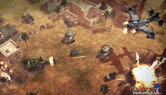 guerra March of War