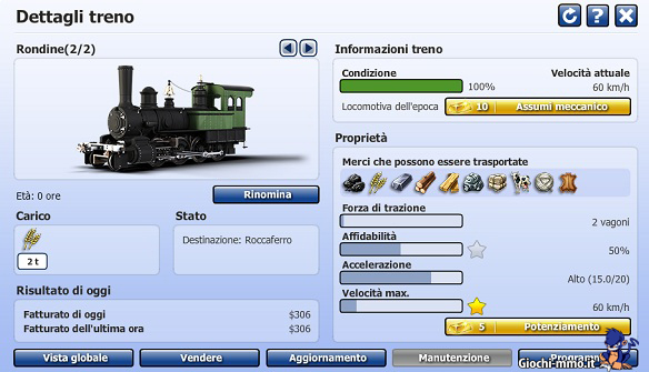 Locomotiva Rail Nation