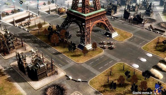 città EndWar Online