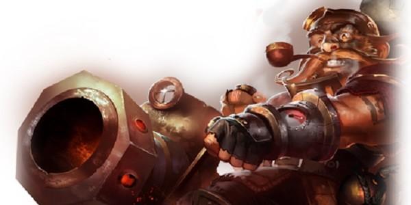 "Drakensang Online: nuova classe ""Meccanico del Vapore"""