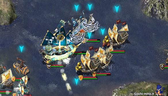 Combattimento-Invincible-Armada