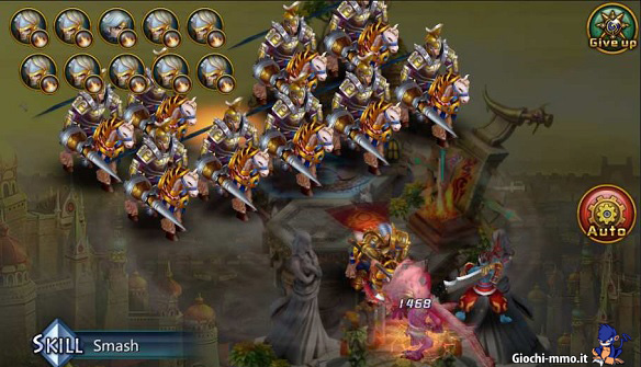 Combattimento Inferno Legend
