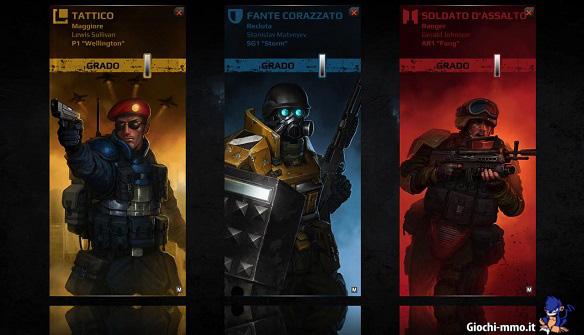 Mercenari Merc Elite