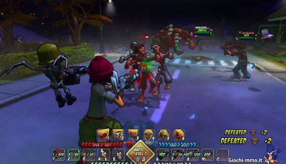 Zombie Monster Madness Online