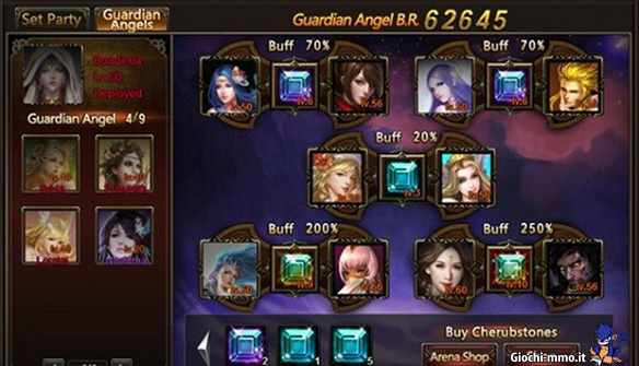 Guardian Angel System League of Angels