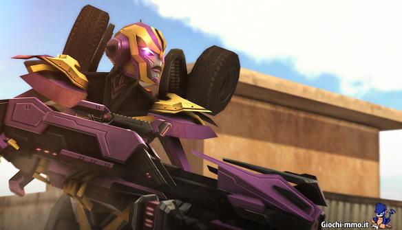 Bot Transformers Universe