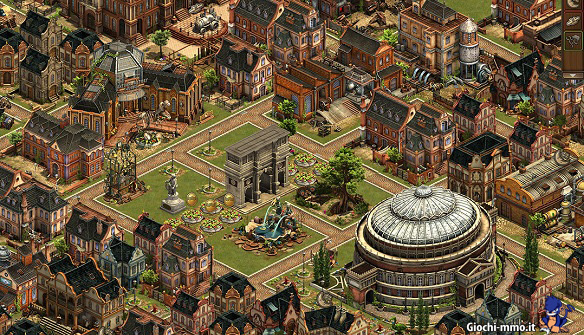 Città Forge of Empires