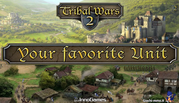 unità Tribal Wars 2