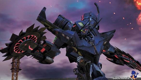 Decepticon Transformers Universe