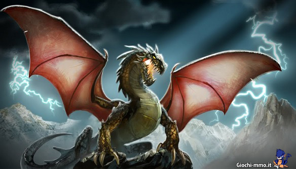 Dragon Dragons of Atlantis