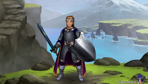 Cavaliere Therian Saga