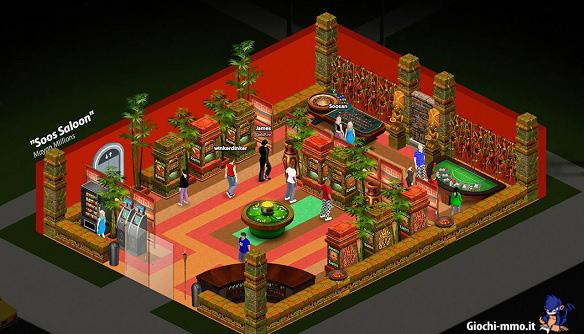 Interno locale CasinoRPG