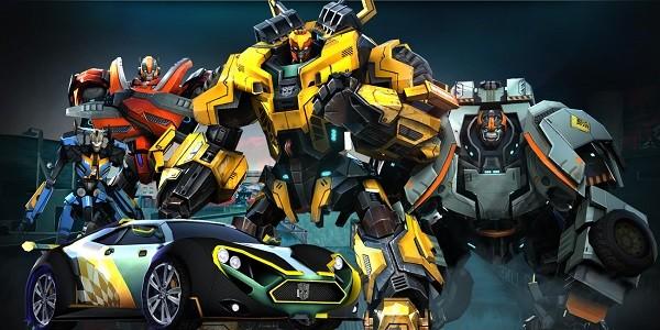 Personaggi Transformers Universe