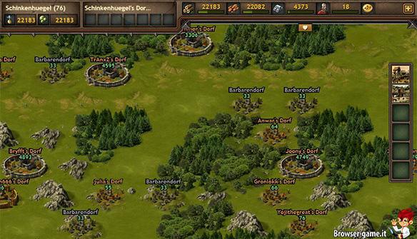 Giocatori Tribal Wars 2