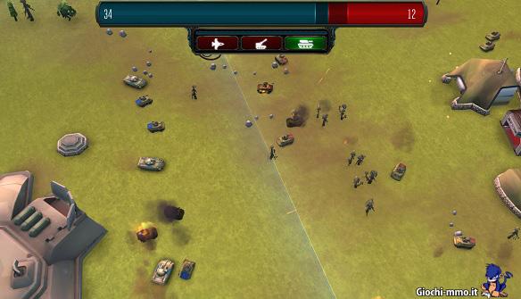 Combattimento Rising Generals