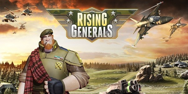 Rising Generals beta