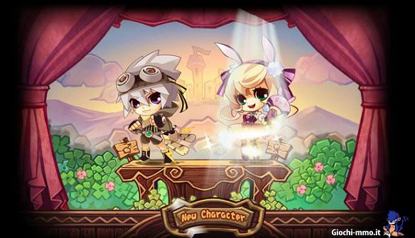 Personaggi Rainbow Saga