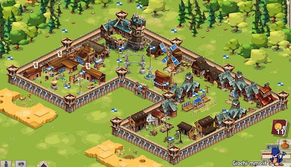 Villaggio Goodgame Empire