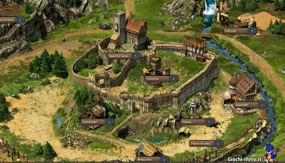 Villaggio Tribal Wars 2