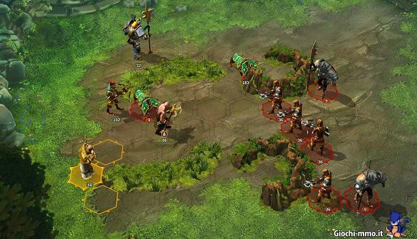 Combattimento in Elvenar