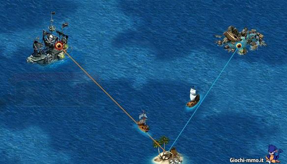 Razzia Pirates Tides of Fortune