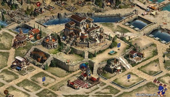 Città Sparta war of empires