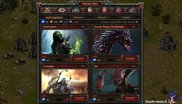 Unità leggendarie Stormfall Age of War