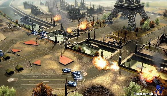 Guerra EndWar Online