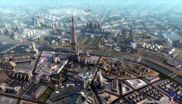 Panoramica Tom Clancy's EndWar Online