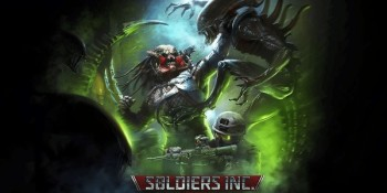 "Soldiers Inc: in arrivo la campagna ""Alien vs. Predator"""