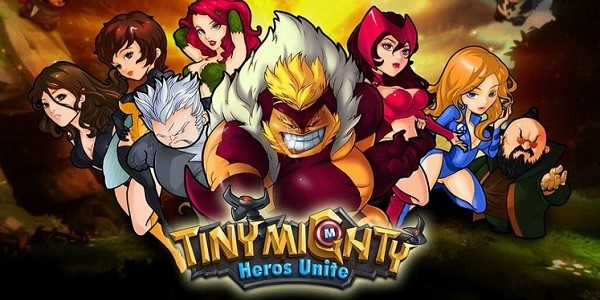 Tiny Mighty: nuovo browser game con supereroi Marvel