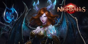 Nightfalls: nuovo browser game RPG fantasy in beta