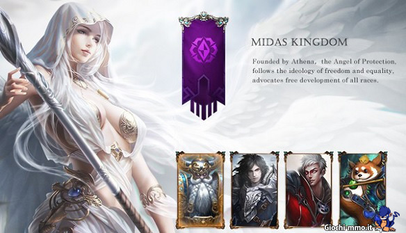 Midas Kingdom League of Angels II