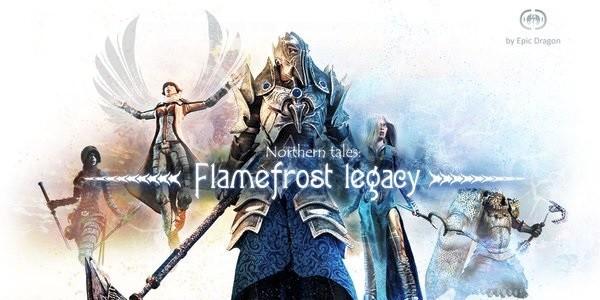 Flamefrost: browser MMORPG con combattimenti a turni