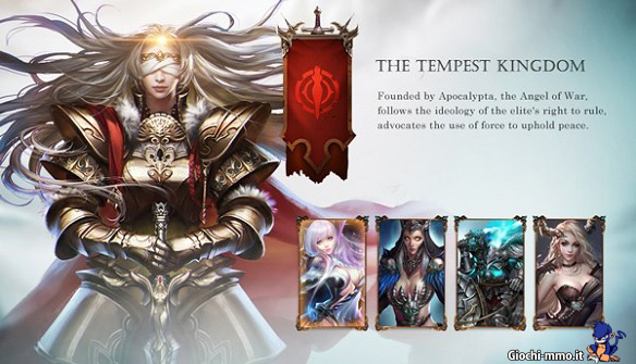 Tempest Kingdom League of Angels II