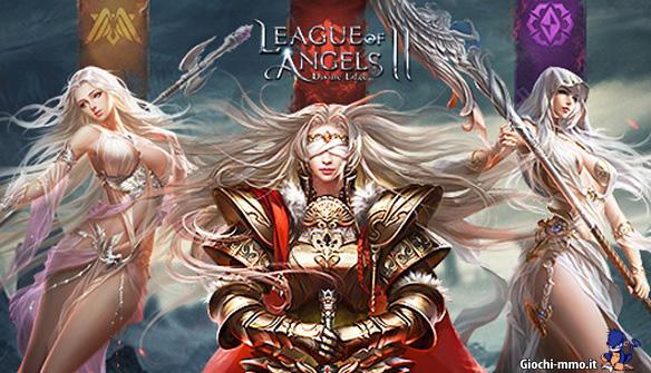 Personaggi femminili League of Angels II