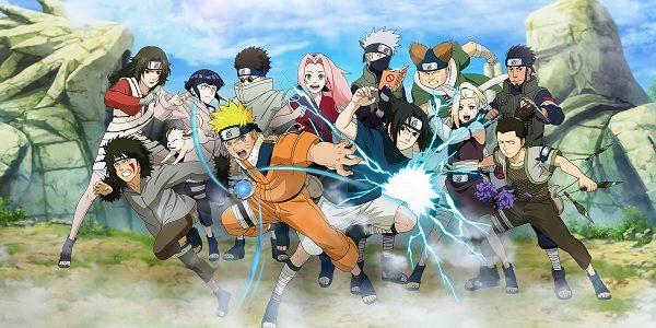 Naruto Online: nuovo browser MMORPG con licenza ufficiale