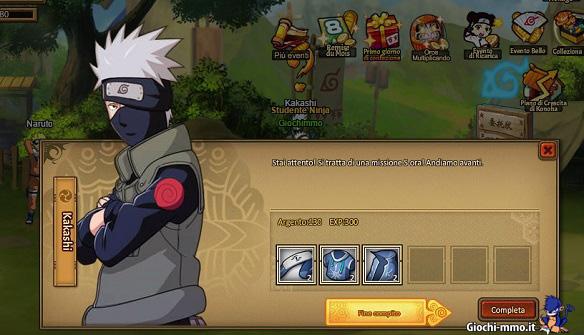 Kakashi My Ninja Universe