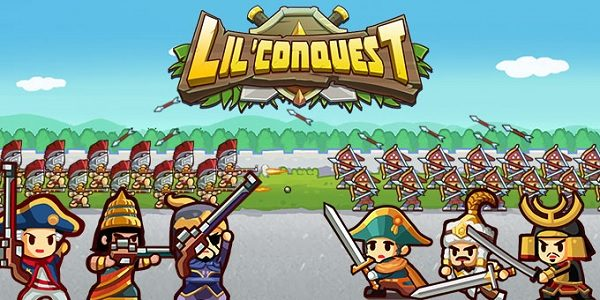 Lil' Conquest: nuovo browser game di guerra e strategia