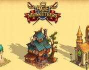Age of Musketeers: nuovo gioco di strategia per browser