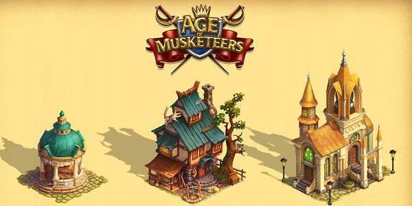 Age of Musketeers: nuovo gioco di strategia per browser