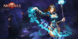 Nightfalls: nuovo gioco RPG fantasy in open beta