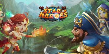 Star of Heroes: nuovo browser game RPG strategico