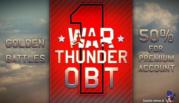 1 anno War Thunder